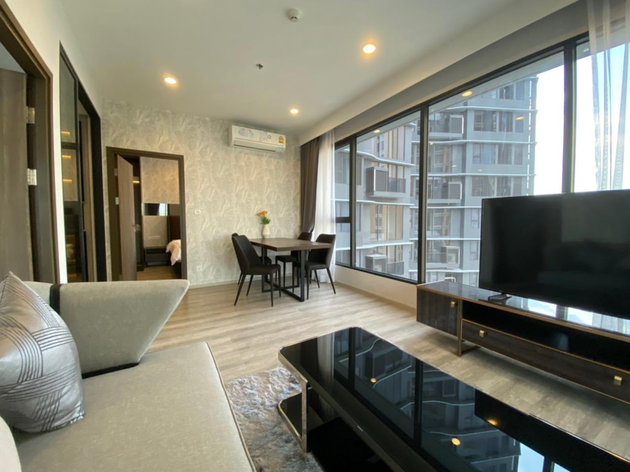 Su Agent Co.,Ltd Agency's BS074 Ideo Mobi Asoke 55 sq.m 2 Bedroom for rent 41,000 Baht/Month 10