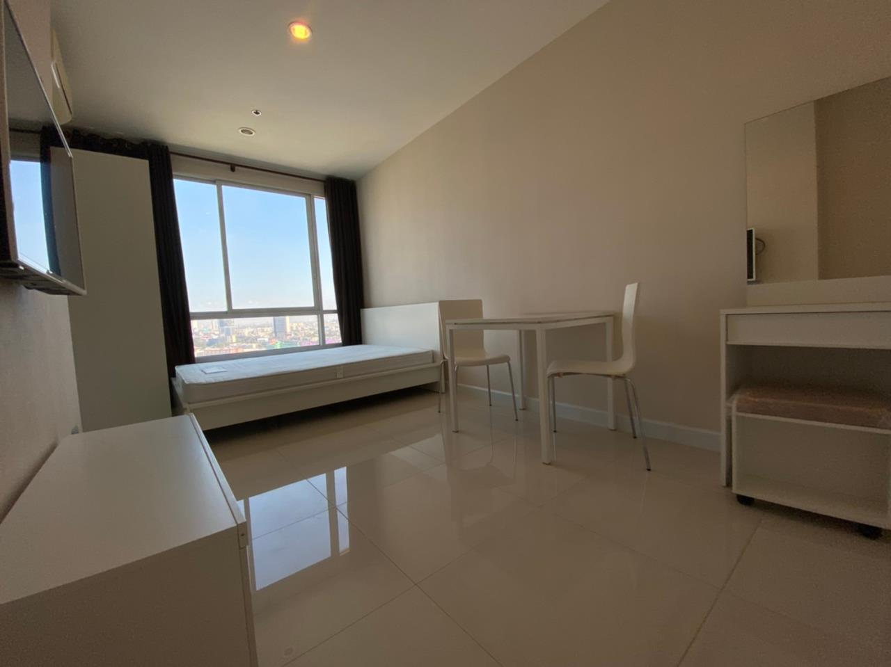 Su Agent Co.,Ltd Agency's BS078 The Sky Sukhumvit Condo 22 sq.m studio type for rent and sale 1