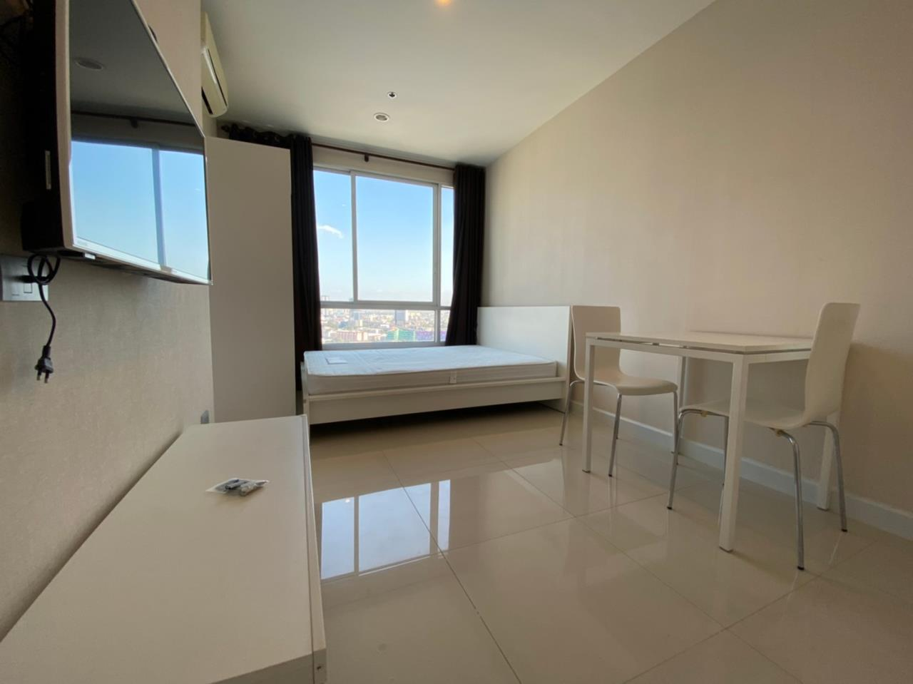 Su Agent Co.,Ltd Agency's BS078 The Sky Sukhumvit Condo 22 sq.m studio type for rent and sale 2