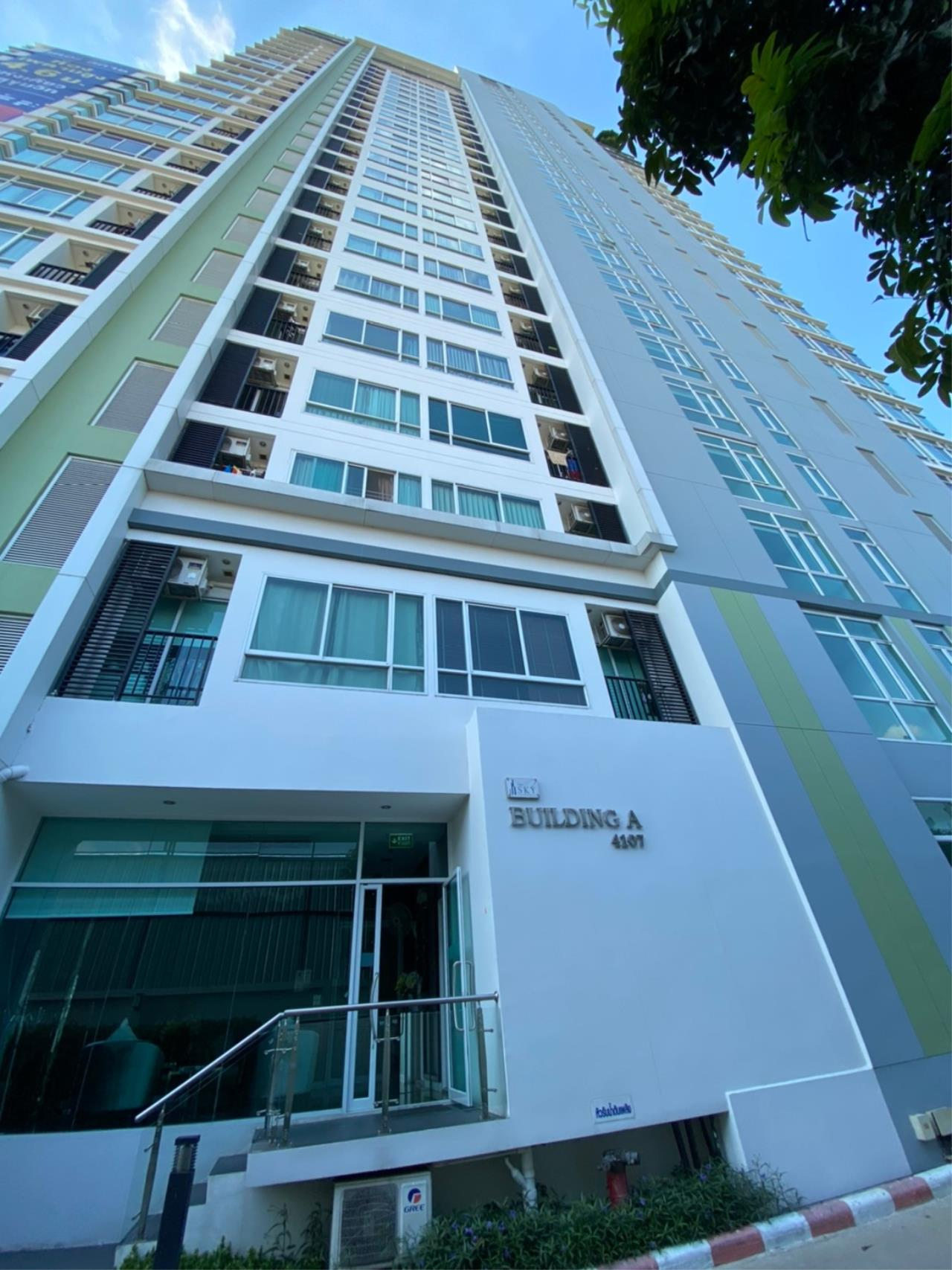 Su Agent Co.,Ltd Agency's BS078 The Sky Sukhumvit Condo 22 sq.m studio type for rent and sale 4