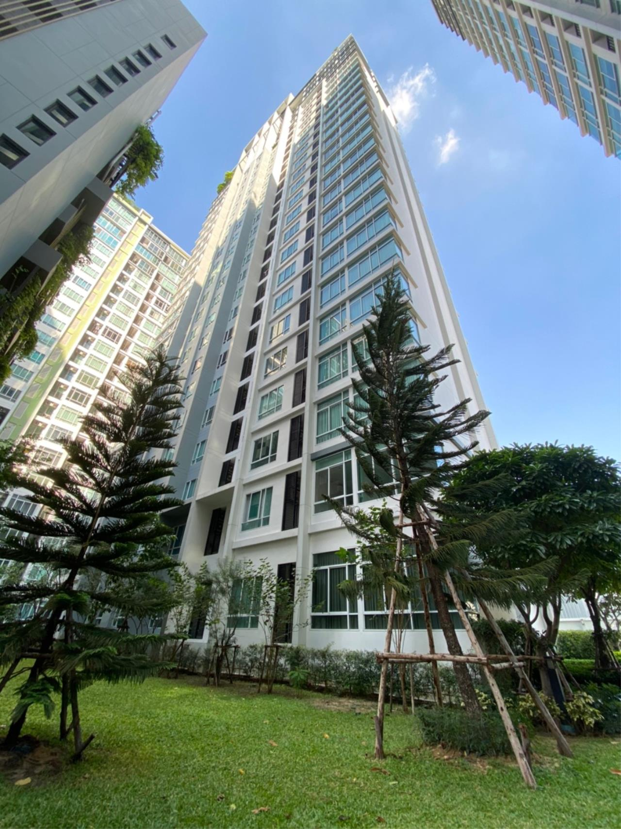 Su Agent Co.,Ltd Agency's BS078 The Sky Sukhumvit Condo 22 sq.m studio type for rent and sale 5