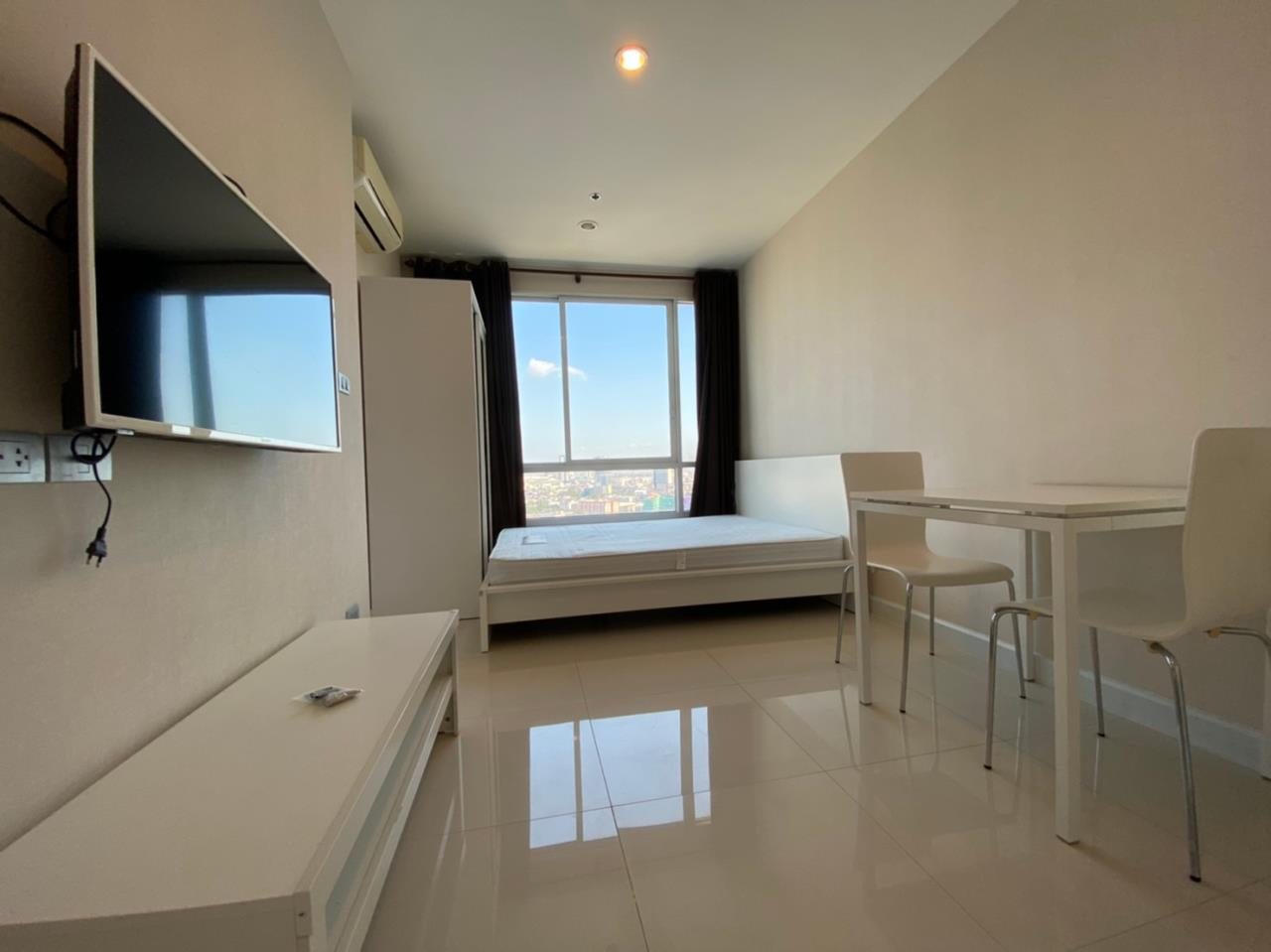 Su Agent Co.,Ltd Agency's BS078 The Sky Sukhumvit Condo 22 sq.m studio type for rent and sale 6