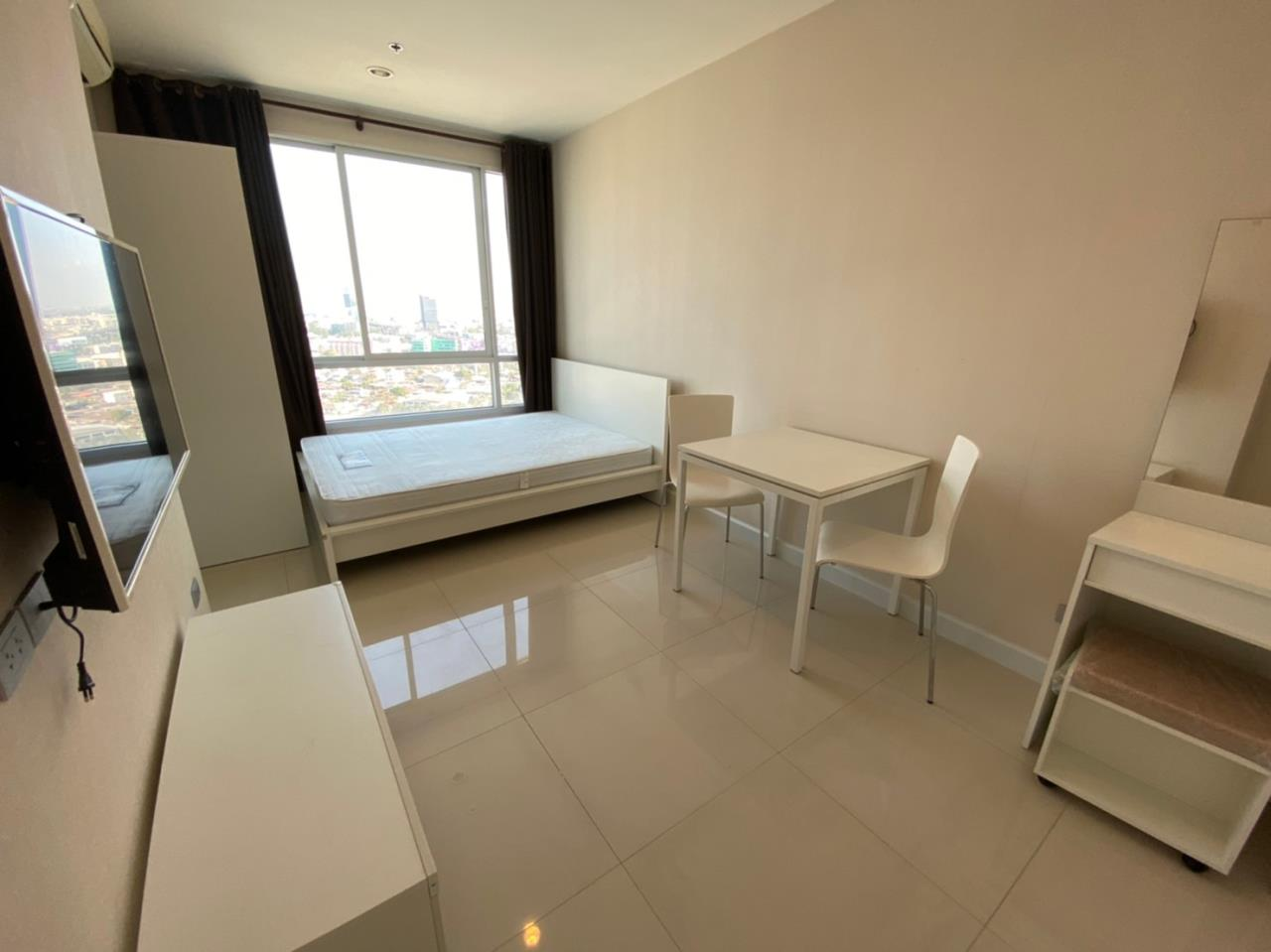 Su Agent Co.,Ltd Agency's BS078 The Sky Sukhumvit Condo 22 sq.m studio type for rent and sale 13