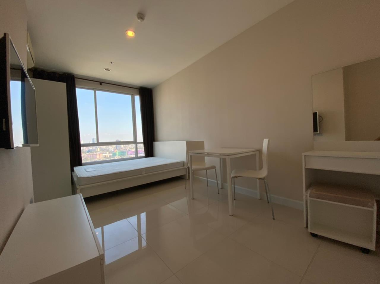 Su Agent Co.,Ltd Agency's BS078 The Sky Sukhumvit Condo 22 sq.m studio type for rent and sale 14