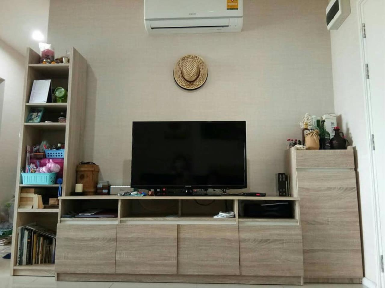First Choice Properties by Su Agent Agency's KP016 Sale Aspire Sukhumvit 48 , 1 bed  38 sqm. high floor Price 3.85 MB. 9