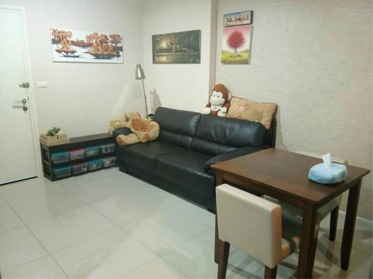 First Choice Properties by Su Agent Agency's KP016 Sale Aspire Sukhumvit 48 , 1 bed  38 sqm. high floor Price 3.85 MB. 8