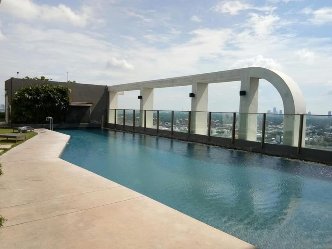 First Choice Properties by Su Agent Agency's KP016 Sale Aspire Sukhumvit 48 , 1 bed  38 sqm. high floor Price 3.85 MB. 1