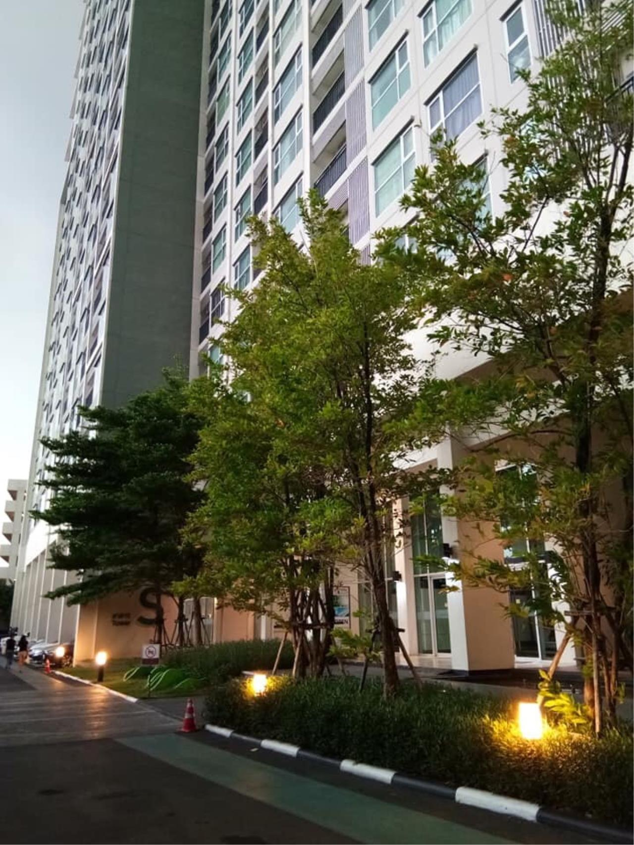 First Choice Properties by Su Agent Agency's KP016 Sale Aspire Sukhumvit 48 , 1 bed  38 sqm. high floor Price 3.85 MB. 2