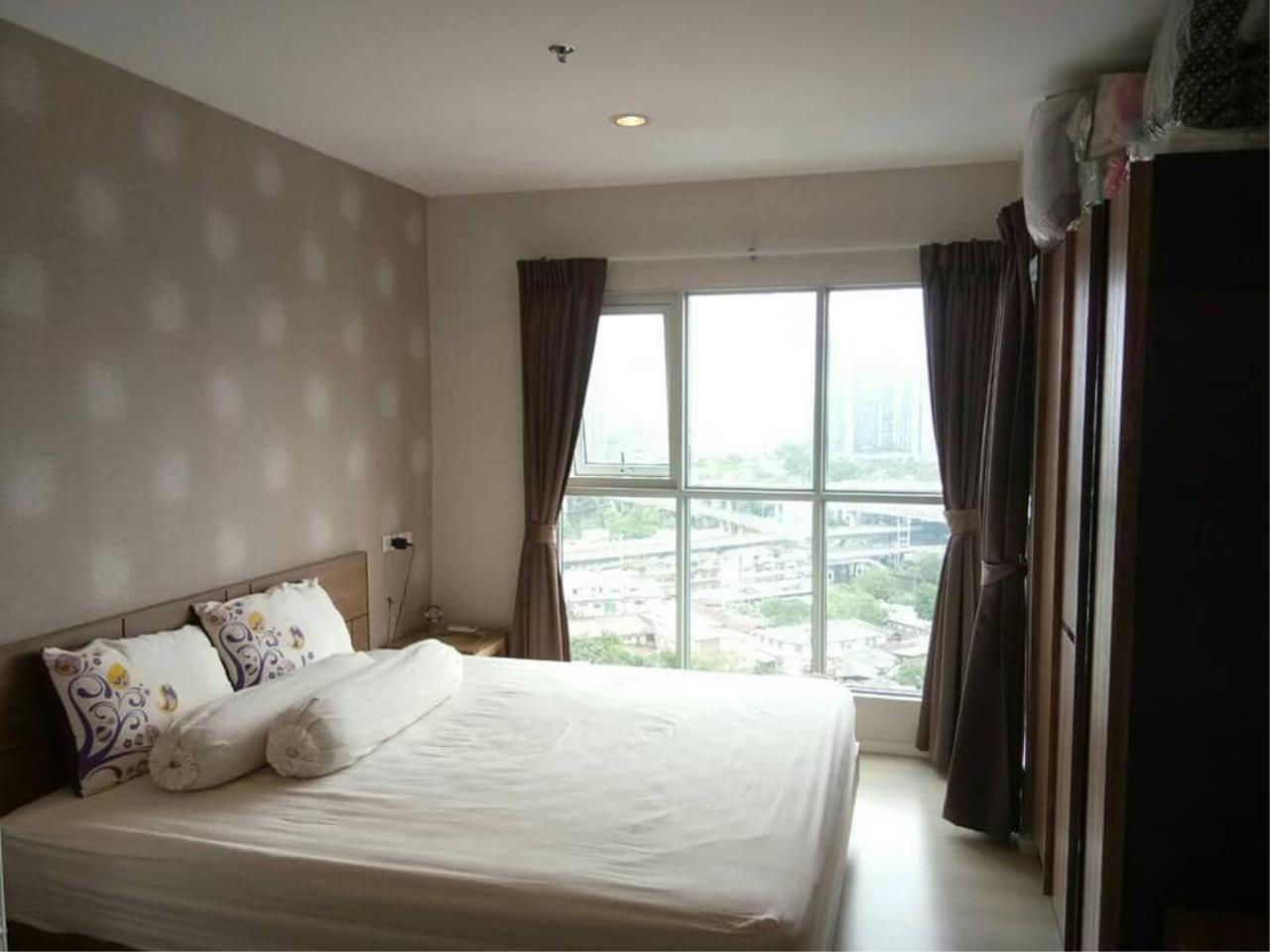 First Choice Properties by Su Agent Agency's KP016 Sale Aspire Sukhumvit 48 , 1 bed  38 sqm. high floor Price 3.85 MB. 10