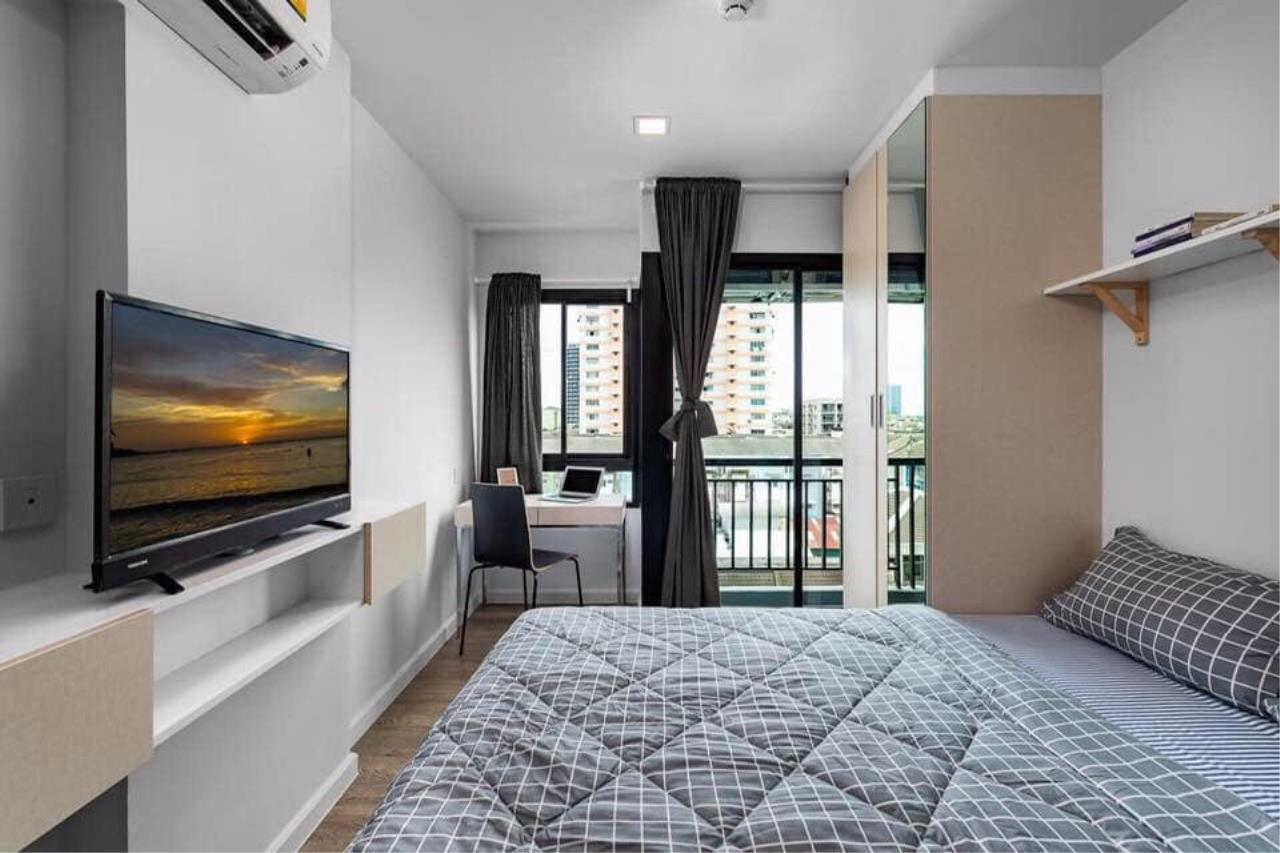 First Choice Properties by Su Agent Agency's KP024 Pause condominium Sukhumvit 103 for RENT 9,500/month 1bed @BTS Udomsuk 2