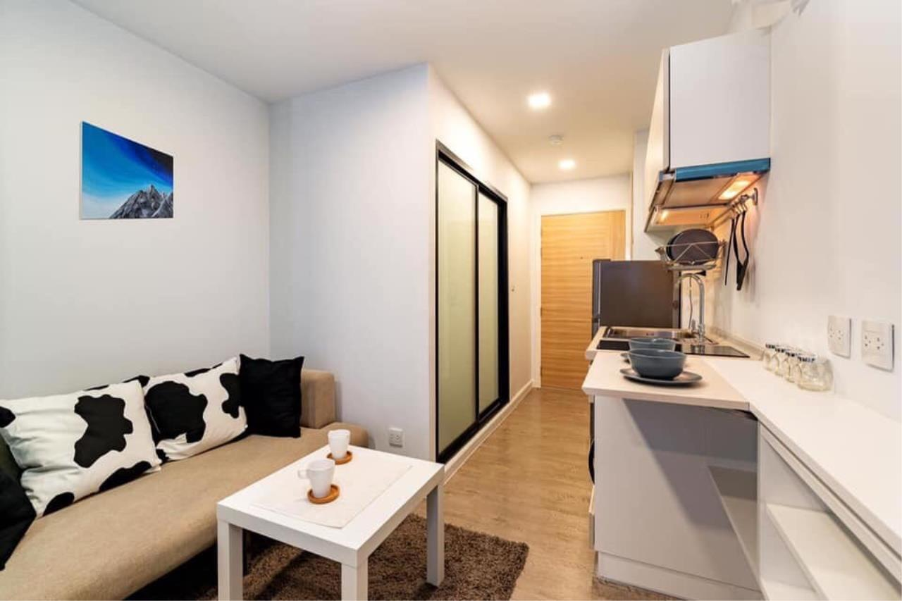 First Choice Properties by Su Agent Agency's KP024 Pause condominium Sukhumvit 103 for RENT 9,500/month 1bed @BTS Udomsuk 1