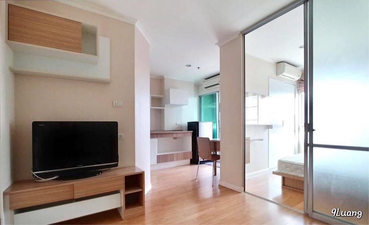 First Choice Properties by Su Agent Agency's KP035 LUMPINI VILLE LATPHRAO – CHOKCHAI 4. for rent 9,000/month. 1bed. 28 sq.m. 1