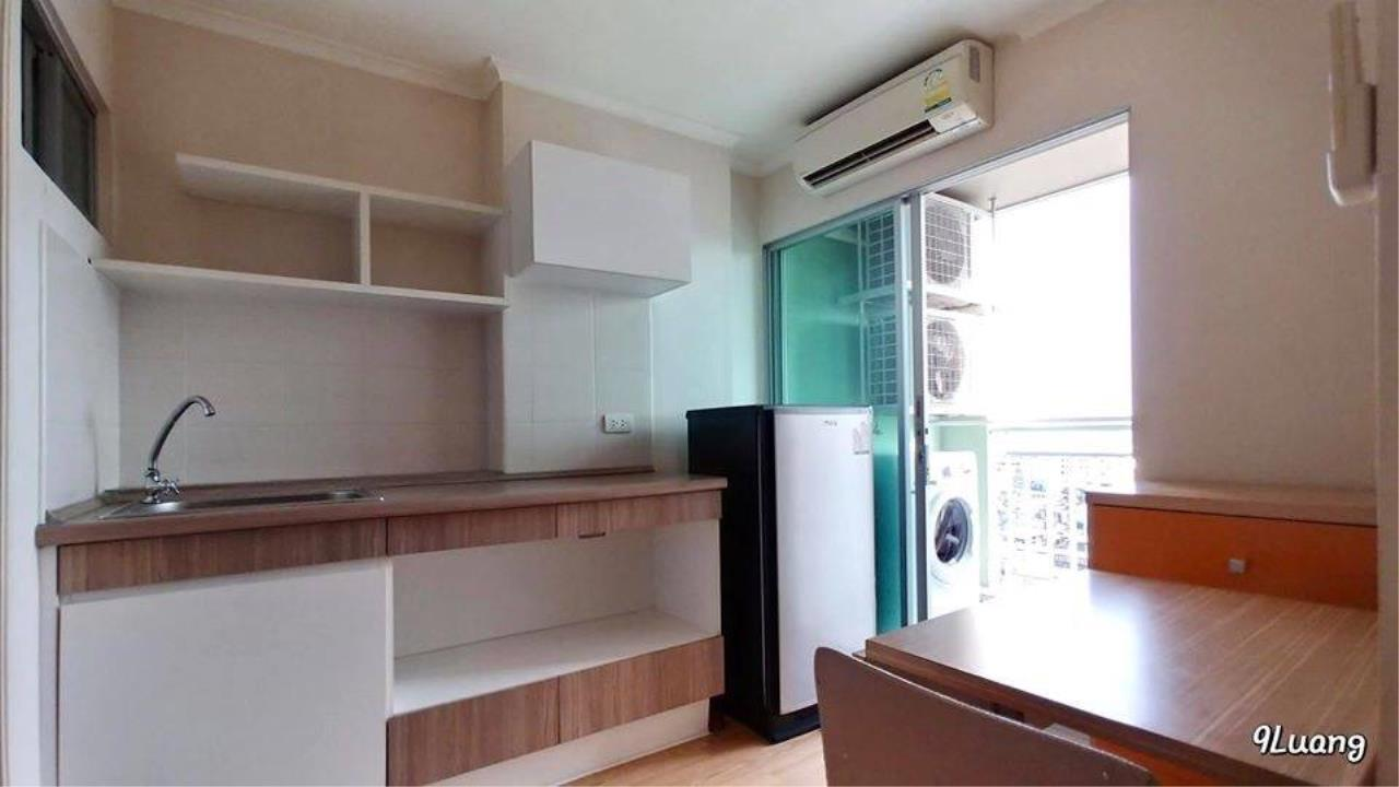 First Choice Properties by Su Agent Agency's KP035 LUMPINI VILLE LATPHRAO – CHOKCHAI 4. for rent 9,000/month. 1bed. 28 sq.m. 2