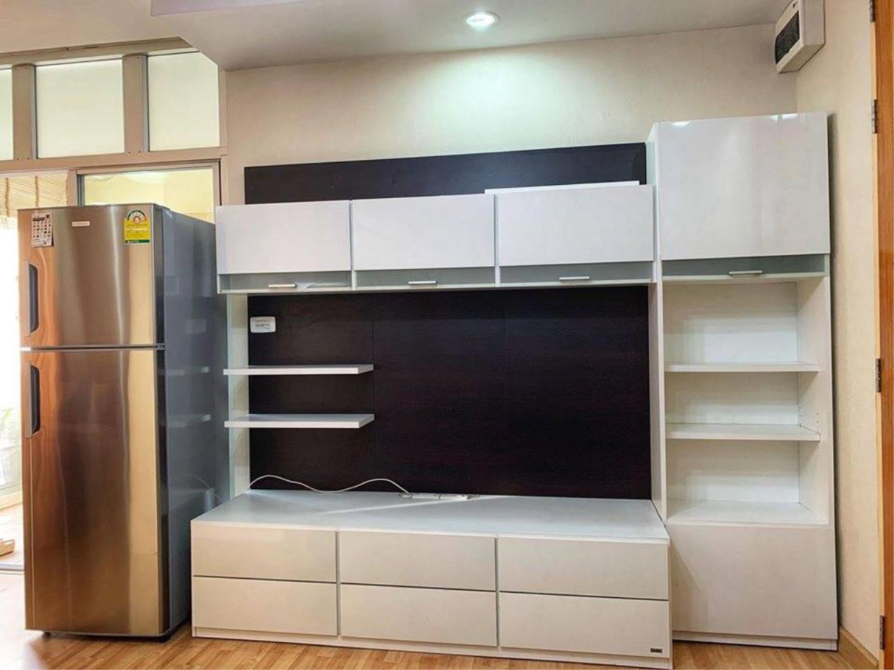 First Choice Properties by Su Agent Agency's KP037 RATCHADA CITY 18 for sale 1.87 M. 1bedroom. 34 sq.m. @MRT Huai Khwang 5