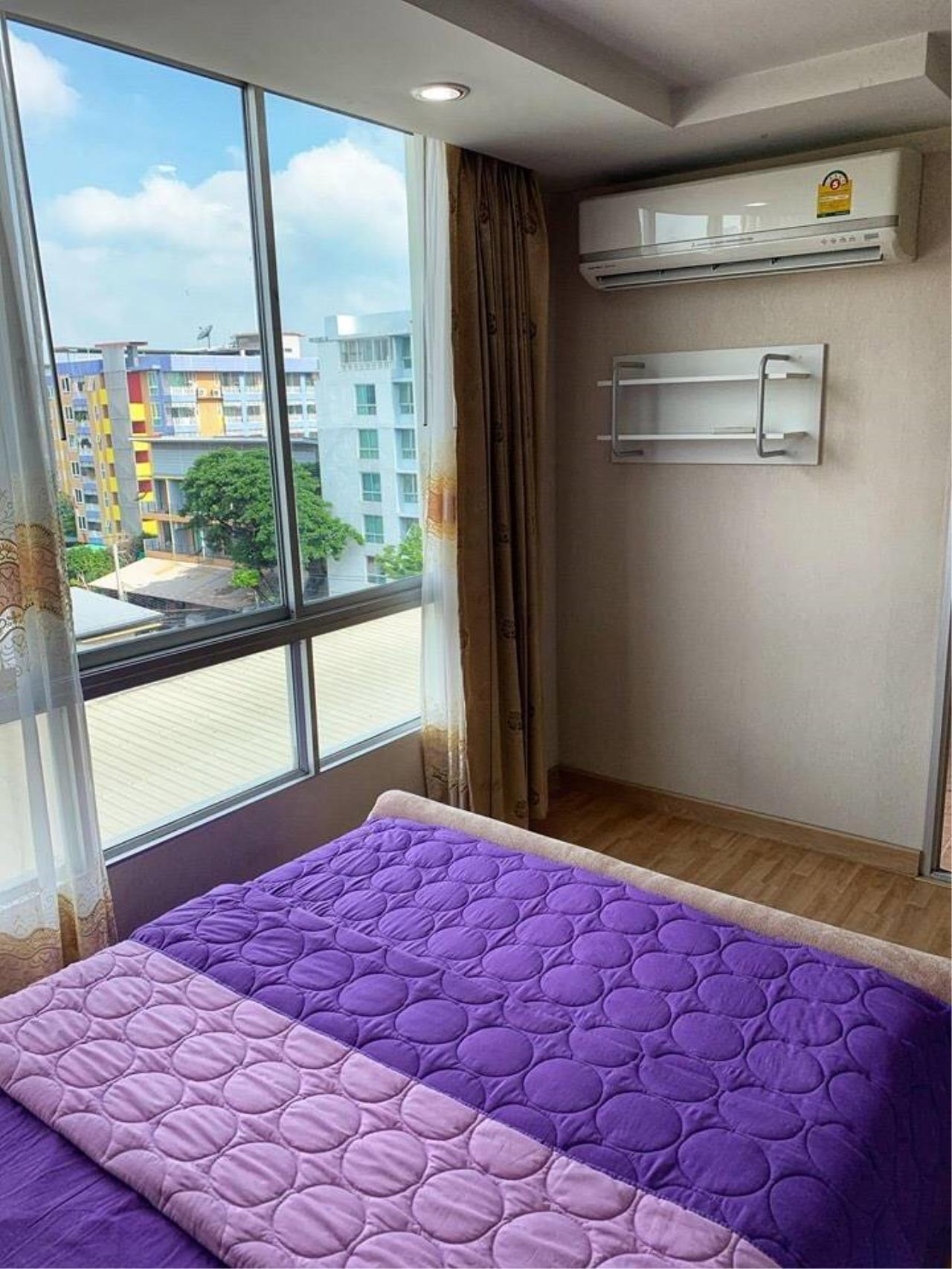 First Choice Properties by Su Agent Agency's KP037 RATCHADA CITY 18 for sale 1.87 M. 1bedroom. 34 sq.m. @MRT Huai Khwang 12
