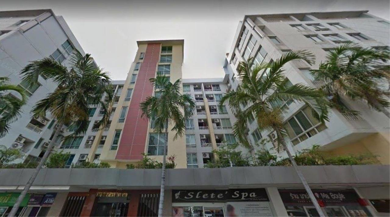 First Choice Properties by Su Agent Agency's KP037 RATCHADA CITY 18 for sale 1.87 M. 1bedroom. 34 sq.m. @MRT Huai Khwang 1