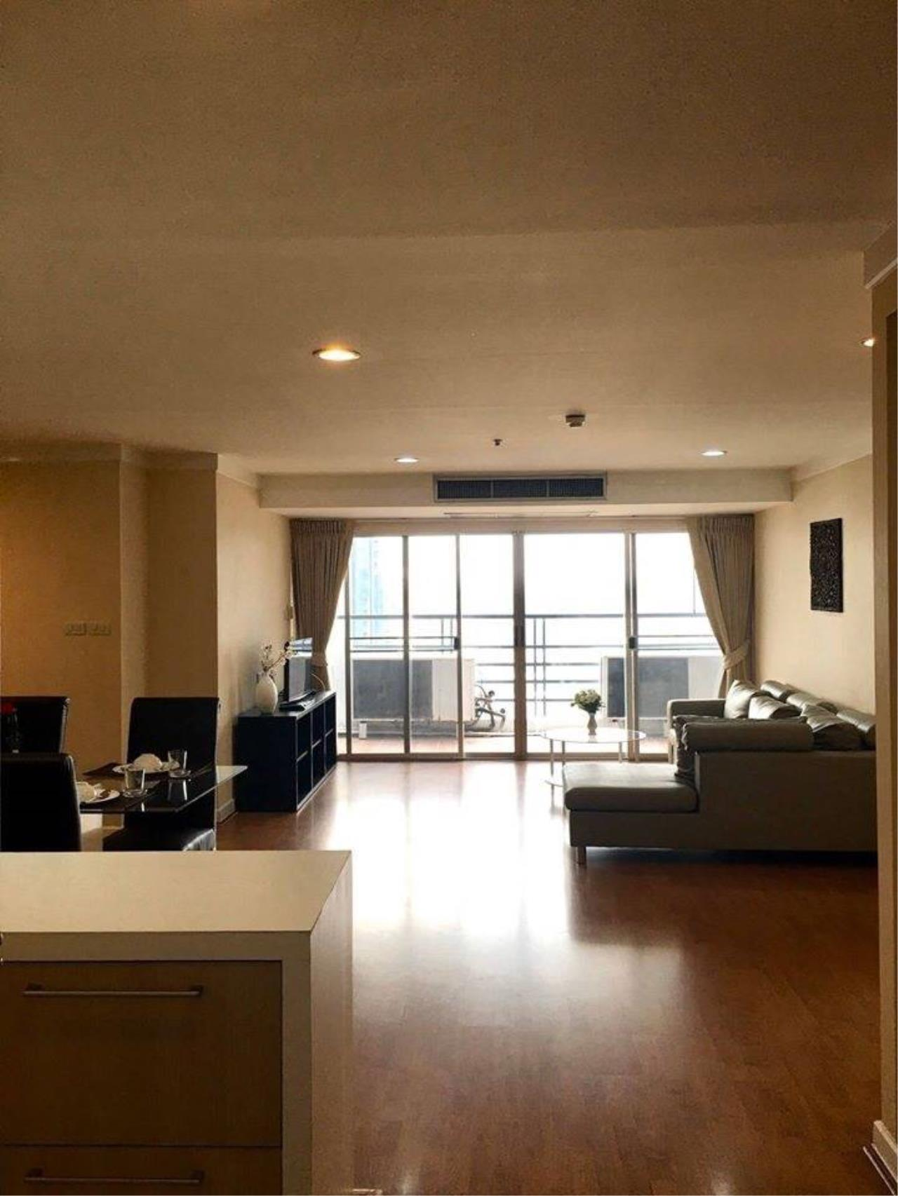 First Choice Properties by Su Agent Agency's KP044 The Waterford Diamond Tower for rent 47,000/month. 3 Bedrooms. 121 sq.m. 1