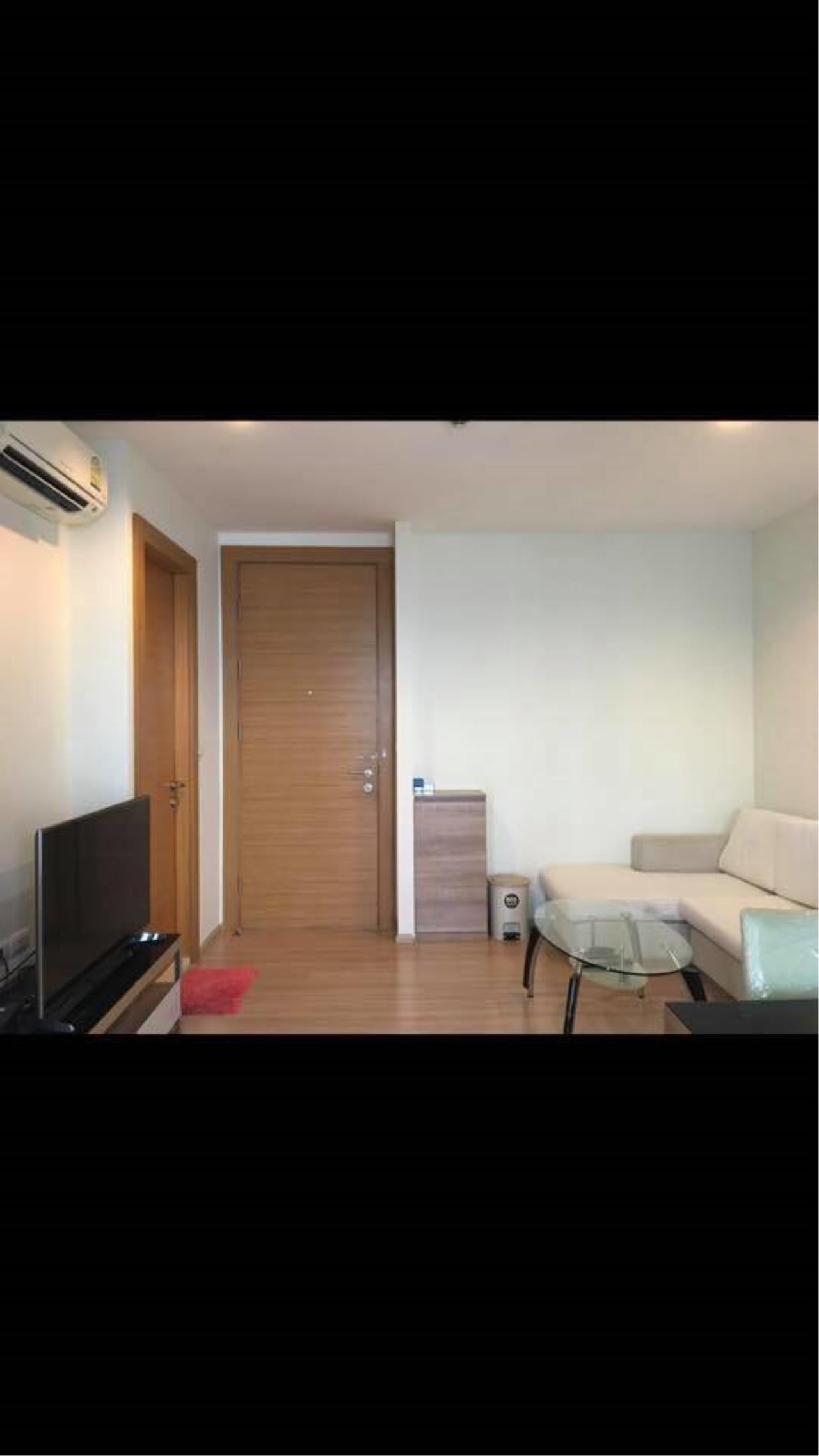 First Choice Properties by Su Agent Agency's KP046 Rhythm Ratchada-Huaykwang For rent 18,000/month 36.5 sq.m. 4