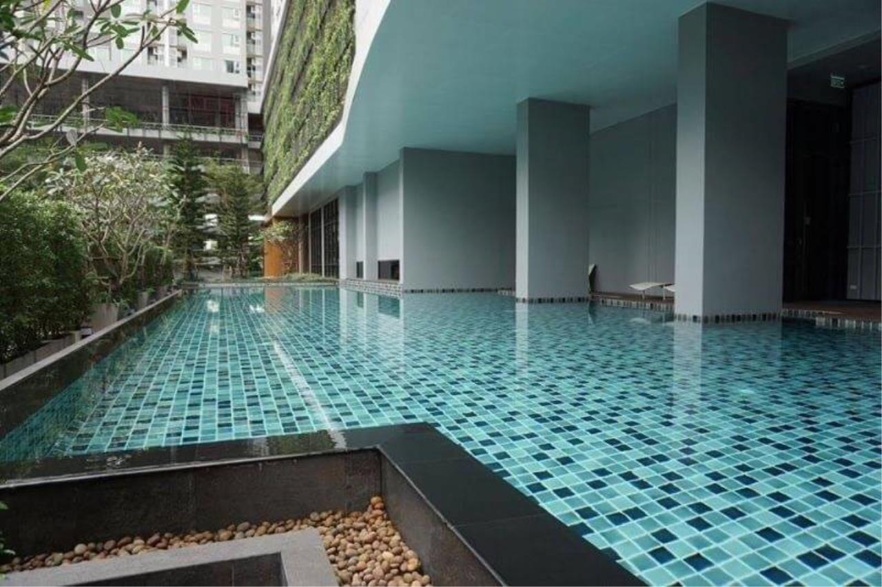 Su Agent Co.,Ltd Agency's KP088 Aspire Sathorn Thapra Condo for rent 7