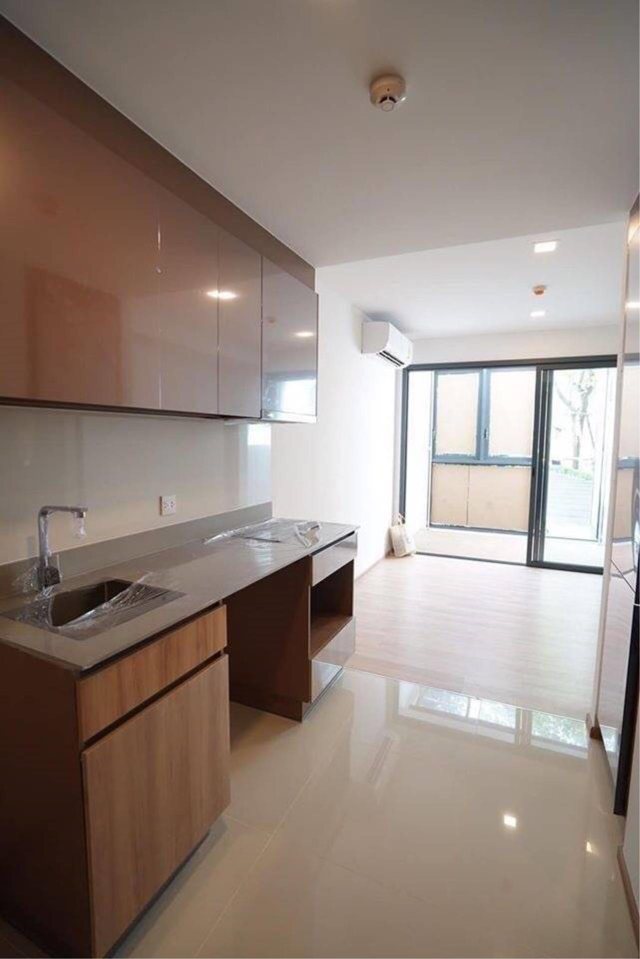 Su Agent Co.,Ltd Agency's KP132 Taka haus  Ekamai Soi 10-12 size 44.62 SQM with 1 Bedroom for sale and rent 1