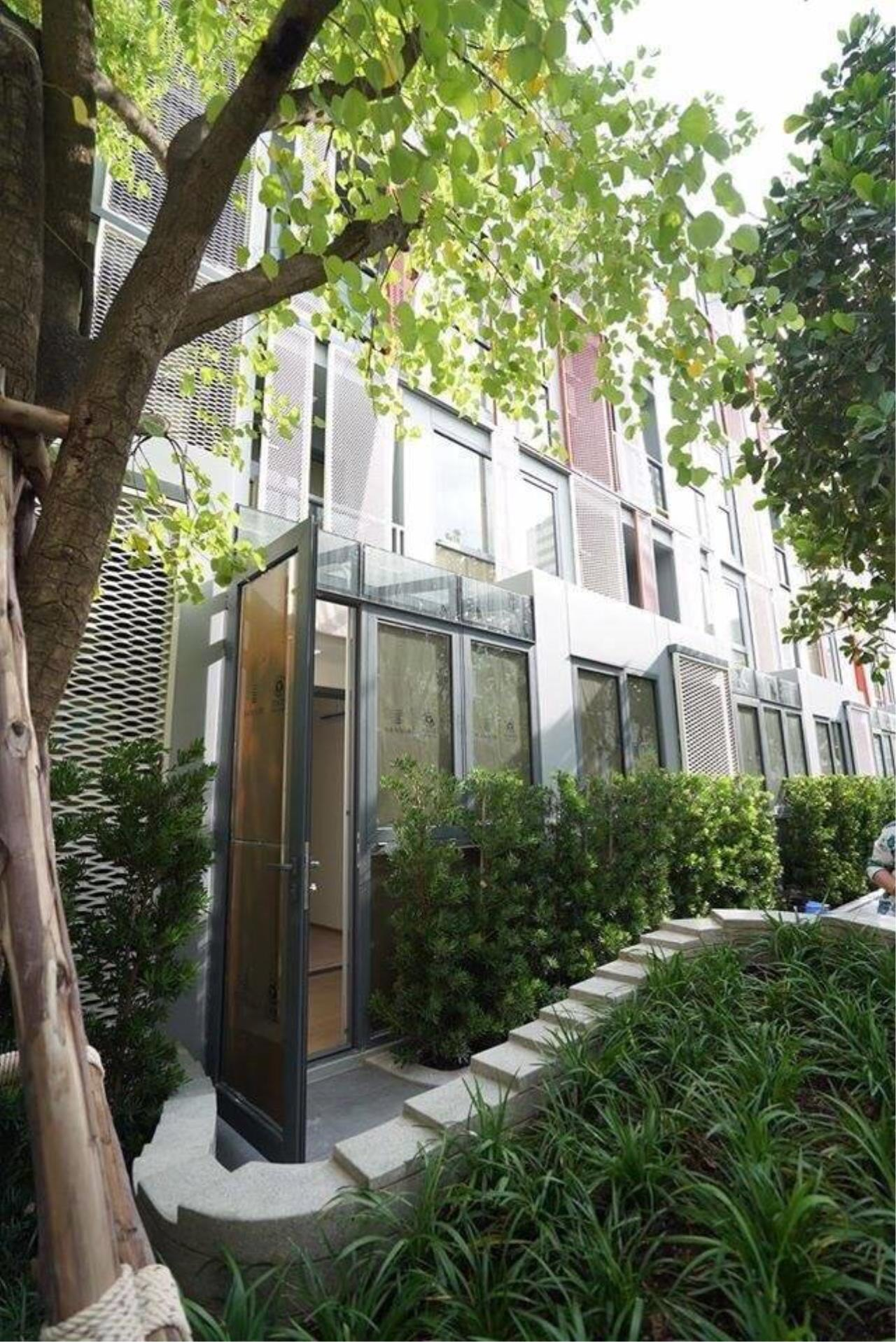 Su Agent Co.,Ltd Agency's KP132 Taka haus  Ekamai Soi 10-12 size 44.62 SQM with 1 Bedroom for sale and rent 5