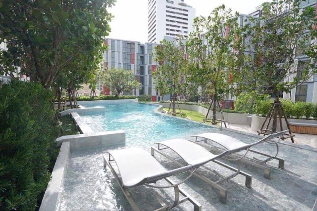 Su Agent Co.,Ltd Agency's KP132 Taka haus  Ekamai Soi 10-12 size 44.62 SQM with 1 Bedroom for sale and rent 11