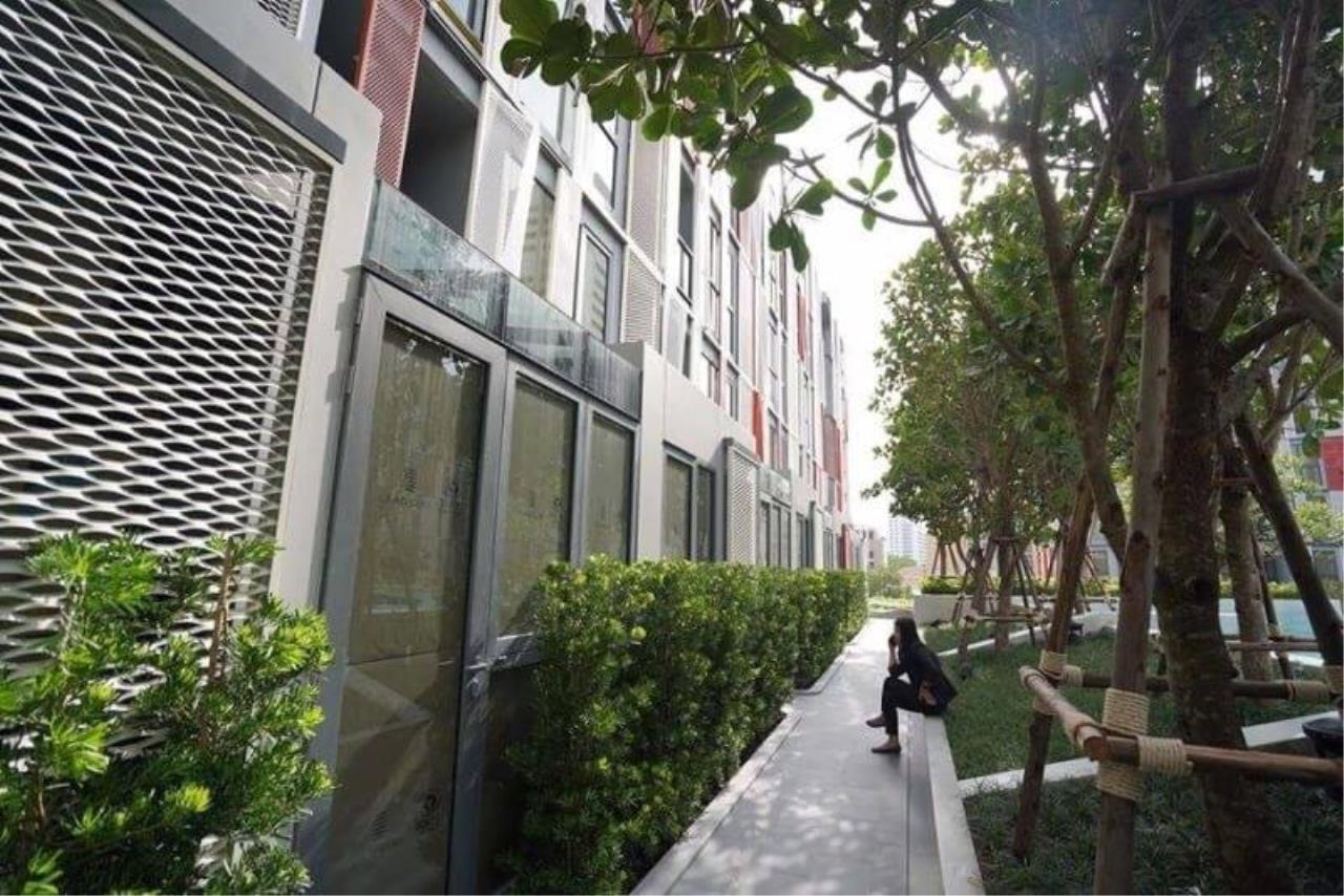 Su Agent Co.,Ltd Agency's KP132 Taka haus  Ekamai Soi 10-12 size 44.62 SQM with 1 Bedroom for sale and rent 17