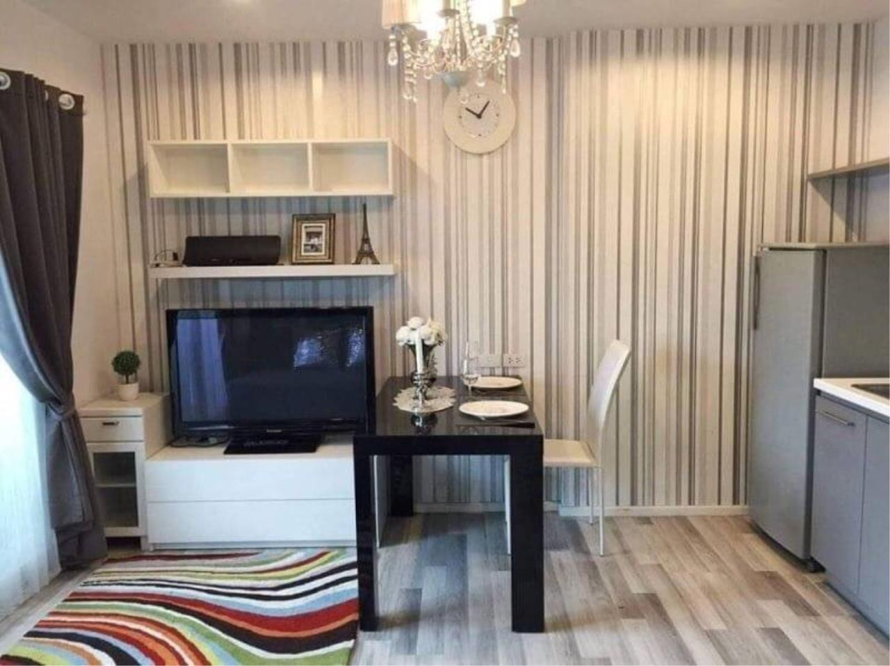 Su Agent Co.,Ltd Agency's KP136 THE KEY PRACHACHUEN condo for sale with tenant 2,150,000 THB 1