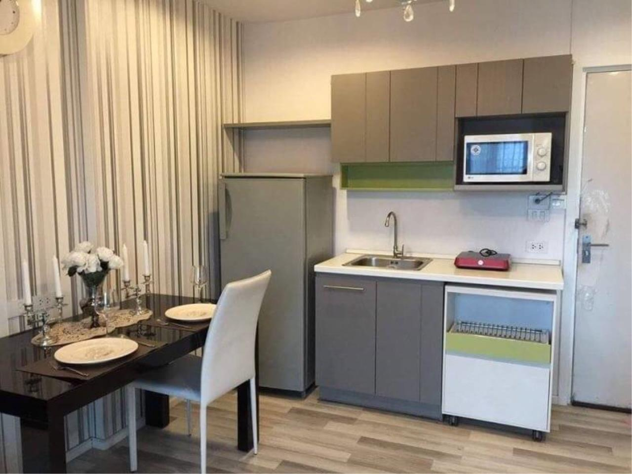 Su Agent Co.,Ltd Agency's KP136 THE KEY PRACHACHUEN condo for sale with tenant 2,150,000 THB 3