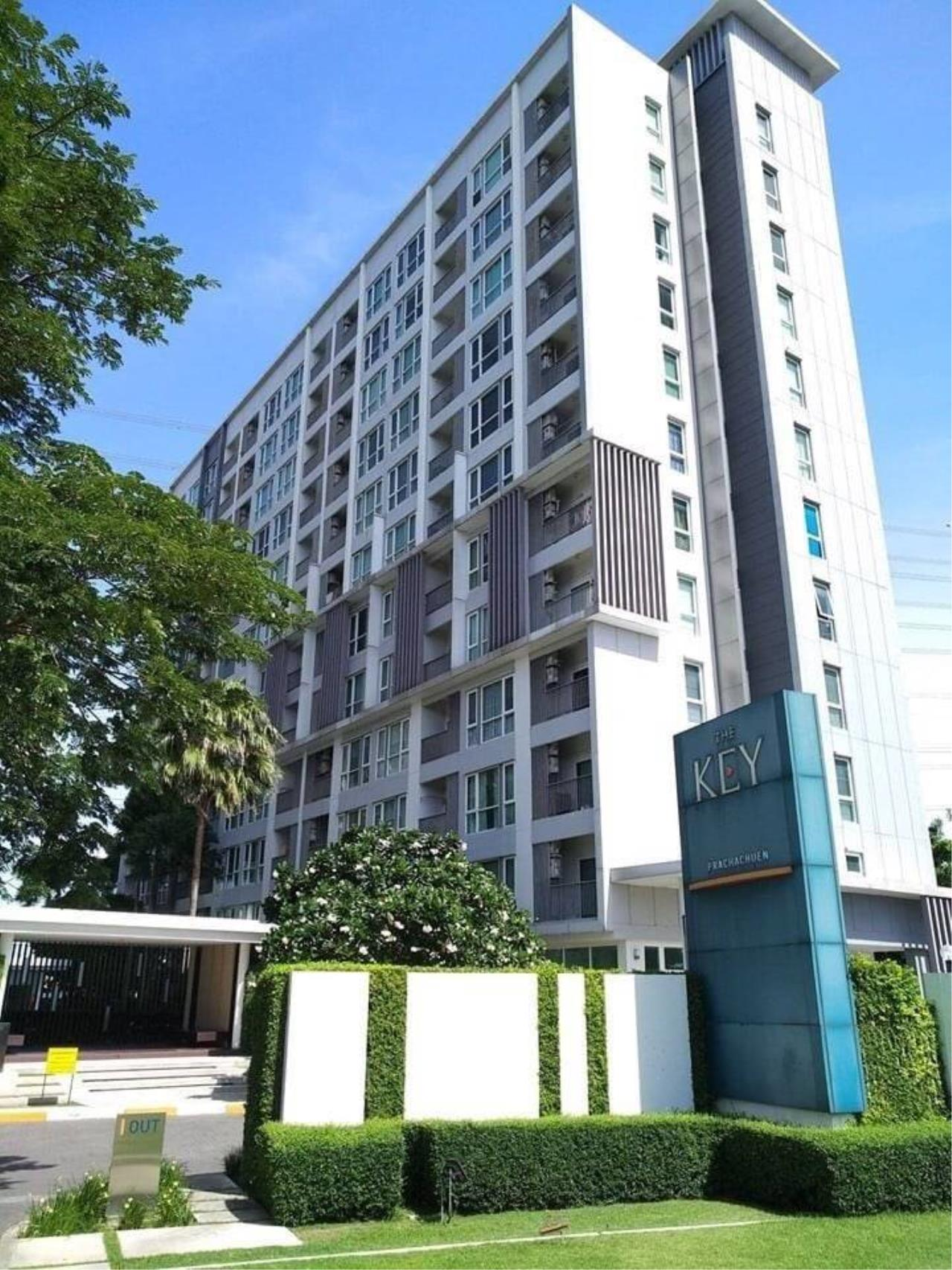 Su Agent Co.,Ltd Agency's KP136 THE KEY PRACHACHUEN condo for sale with tenant 2,150,000 THB 9