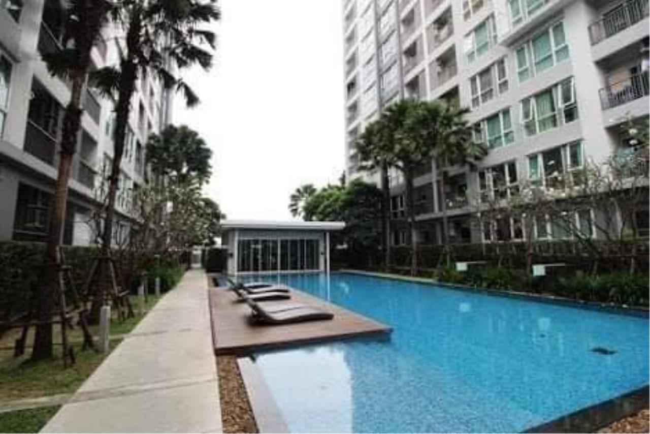 Su Agent Co.,Ltd Agency's KP136 THE KEY PRACHACHUEN condo for sale with tenant 2,150,000 THB 10