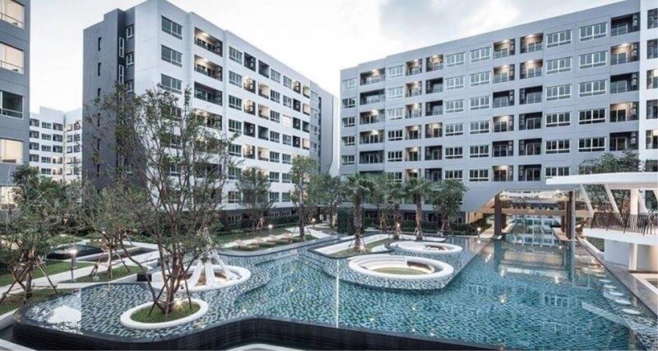 Su Agent Co.,Ltd Agency's KP137 Elio Del Ray Condo Sukhumvit 64 for rent 10,000 THB/Month 15