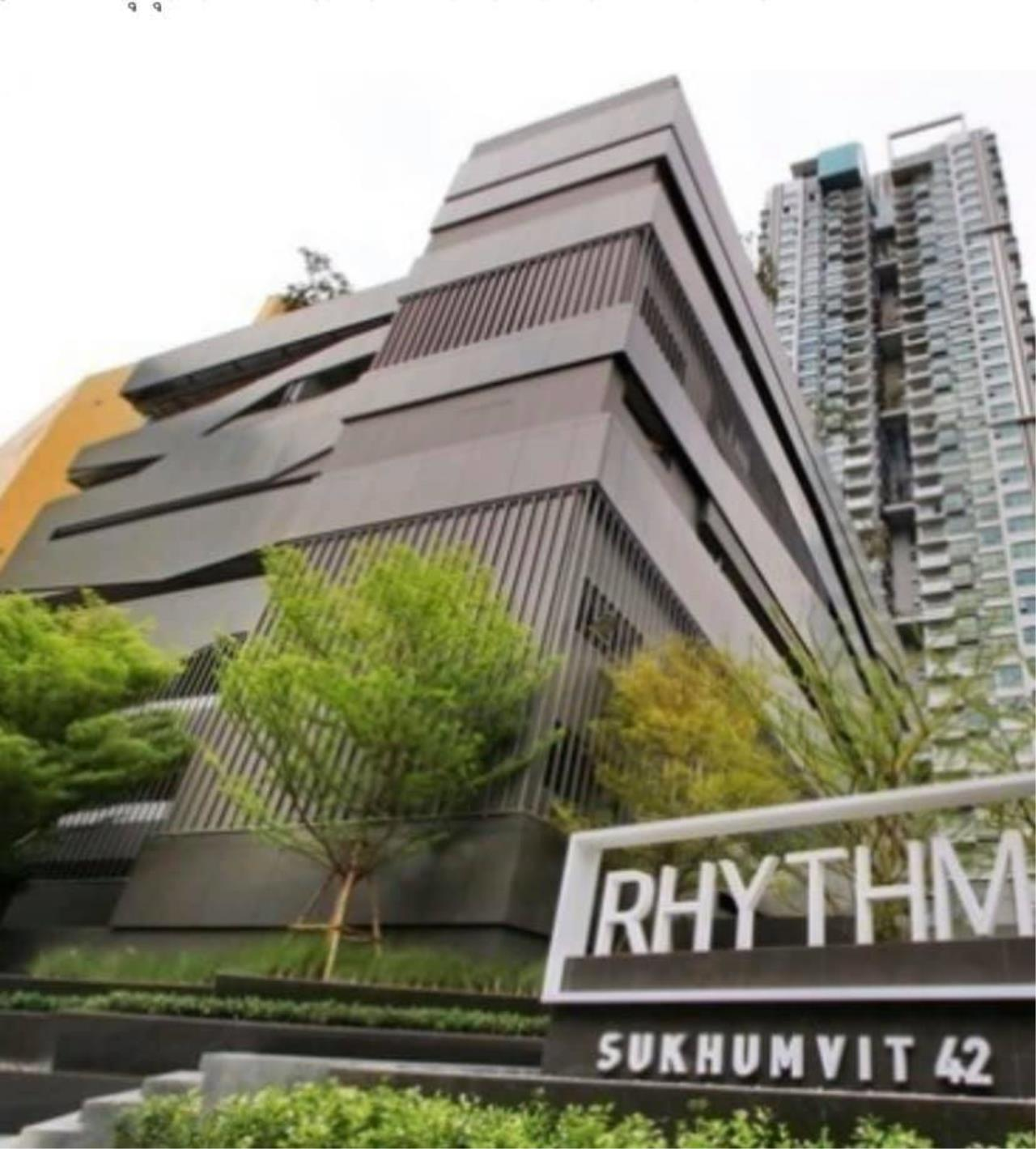 Su Agent Co.,Ltd Agency's KP159 Rhythm Sukhumvit  42 type 1 Bedrooms size 78.23 sq.m for sale 16.7 MB 1