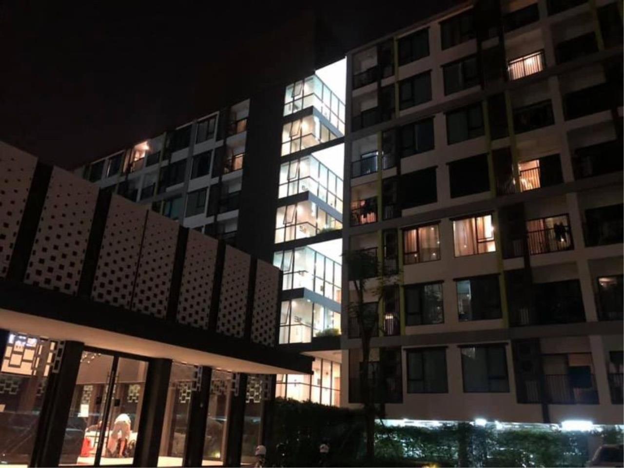 Su Agent Co.,Ltd Agency's PJ061 Niche Mono Sukhumvit 50 size 28 sq.m 1 Bedroom for rent 12,500 net/month 1