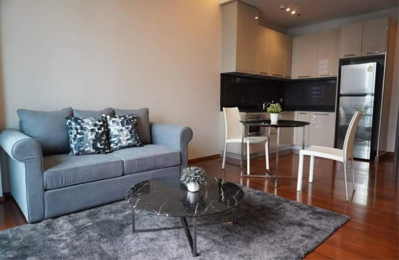 First Choice Properties by Su Agent Agency's S226  QUATTRO BY SANSIRI for rent 1 bedroom 55 sq.m. 48,000/month 1