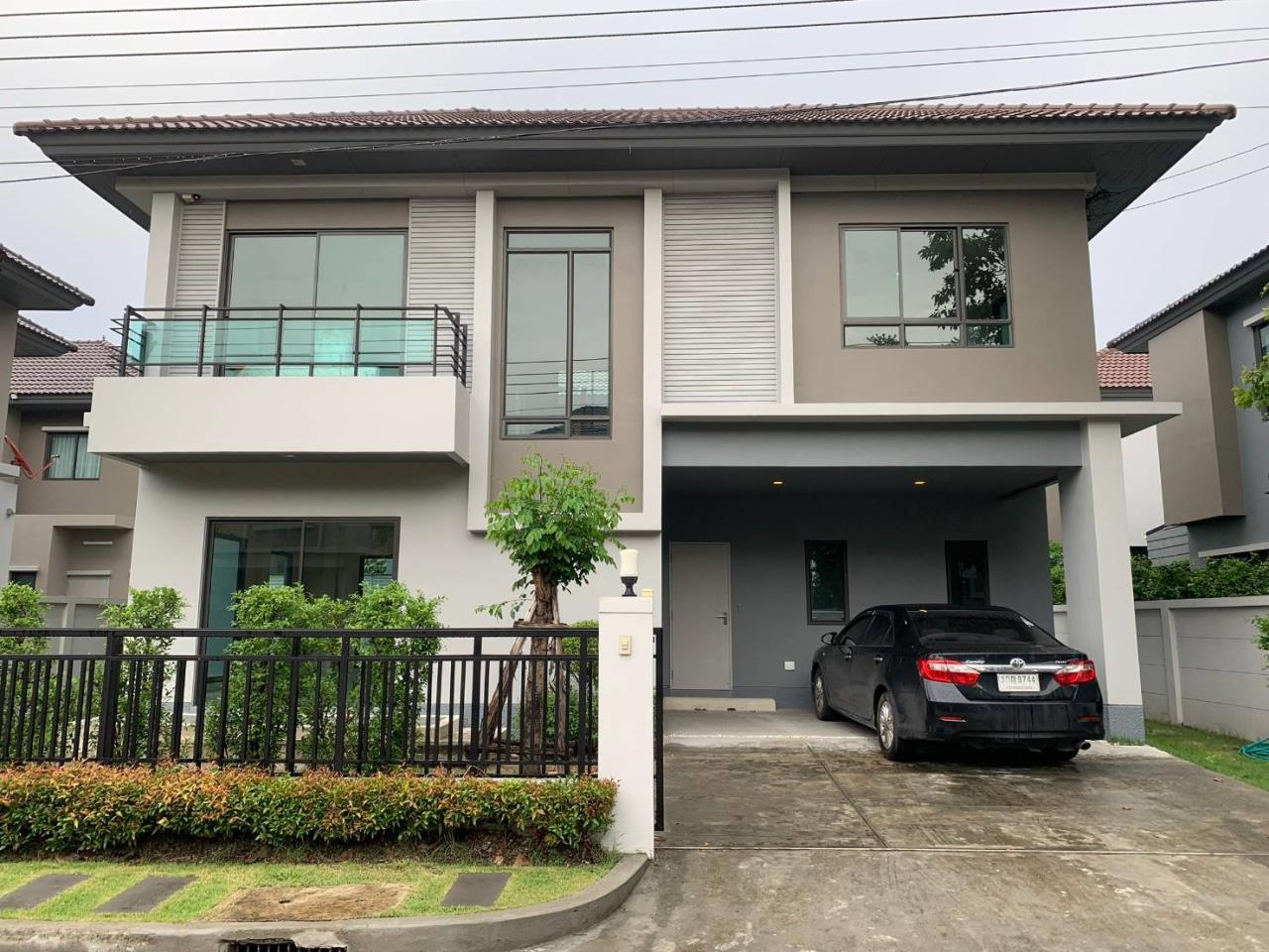 First Choice Properties by Su Agent Agency's S241  Life Bangkok Boulevard Wongwaen – Rama 9 sale 8.5 MB  51 sq.w.  4bedroom 1