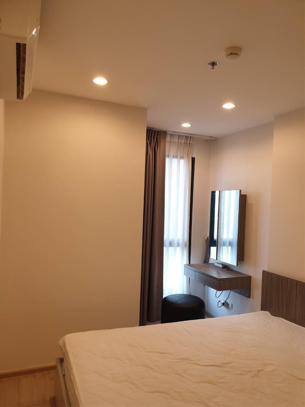 Su Agent Co.,Ltd Agency's S255  IDEO SATHORN-THA PHRA rent 11,000/month 1bedroom  6