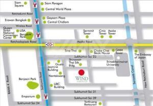 RE/MAX LifeStyle Property Agency's Wind Sukhumvit 23 10