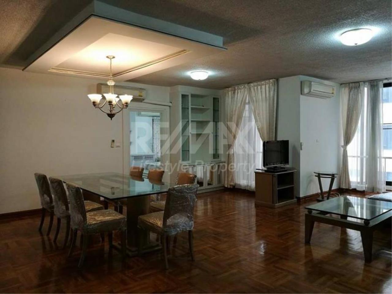 RE/MAX LifeStyle Property Agency's Vanicha Park Langsuan 14