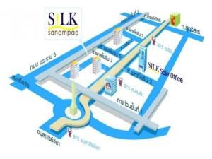 RE/MAX LifeStyle Property Agency's The Silk Phaholyothin 3 8