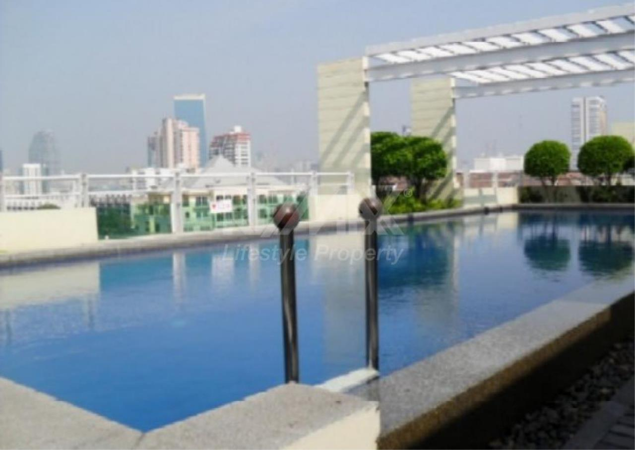 RE/MAX LifeStyle Property Agency's Sathorn Plus On The Pond 2