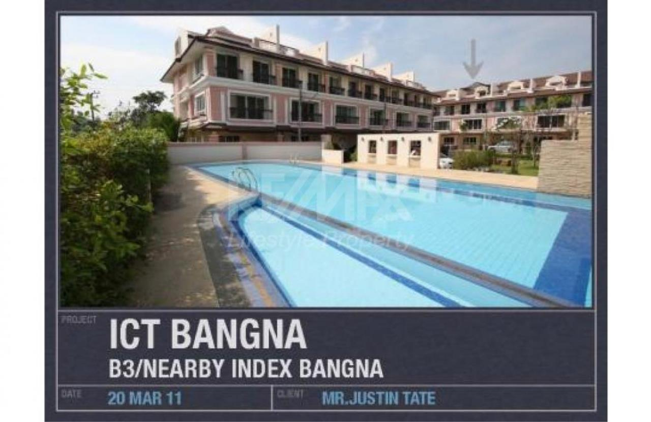 RE/MAX LifeStyle Property Agency's Town House Bangna 10
