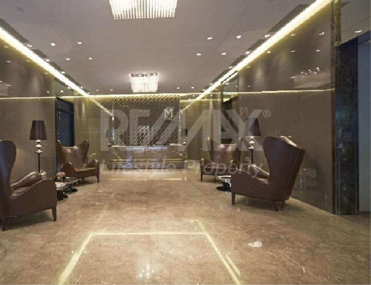 RE/MAX LifeStyle Property Agency's M Silom 8