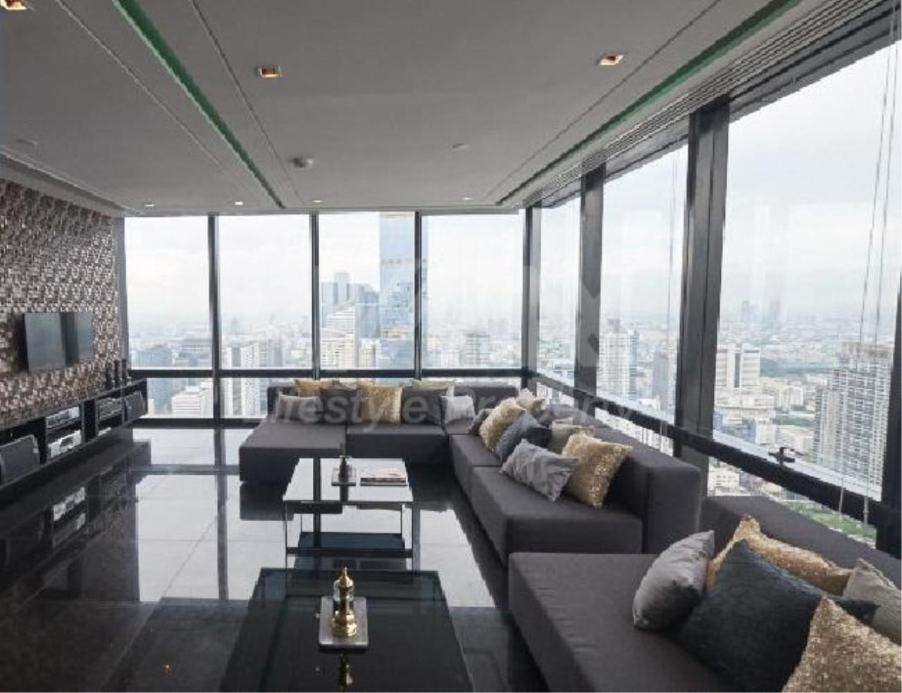 RE/MAX LifeStyle Property Agency's M Silom 9