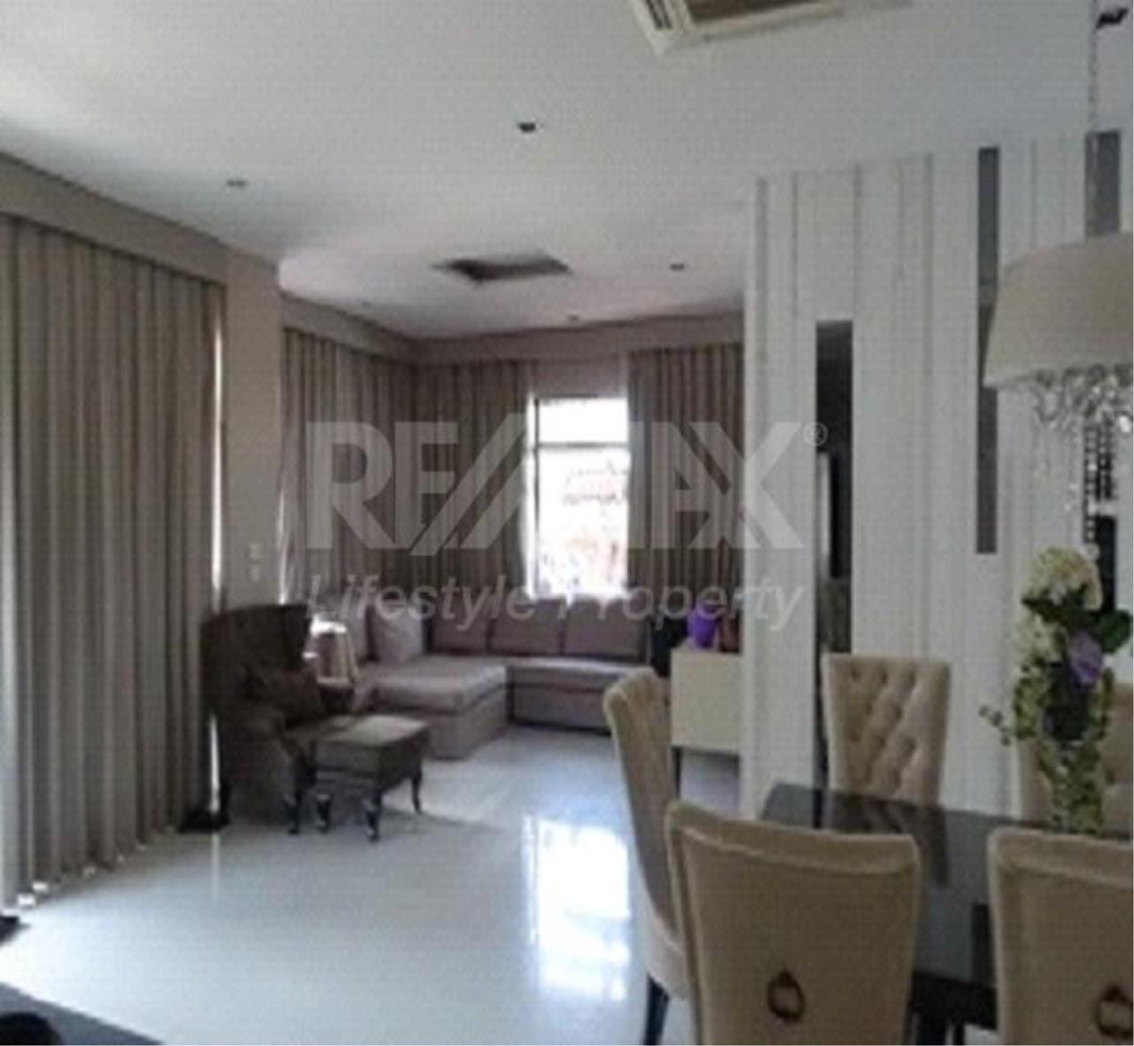 RE/MAX LifeStyle Property Agency's House narasiri hideaway Nawamin Soi111 9