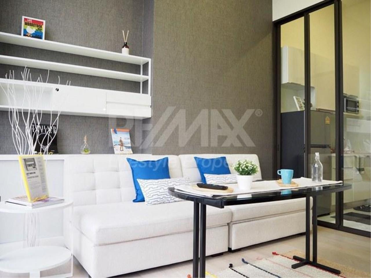 RE/MAX LifeStyle Property Agency's Chewathai Residence Asoke 3