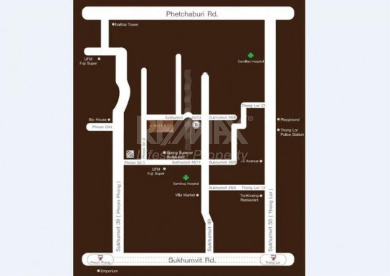 RE/MAX LifeStyle Property Agency's Vincente Sukhumvit 49 1