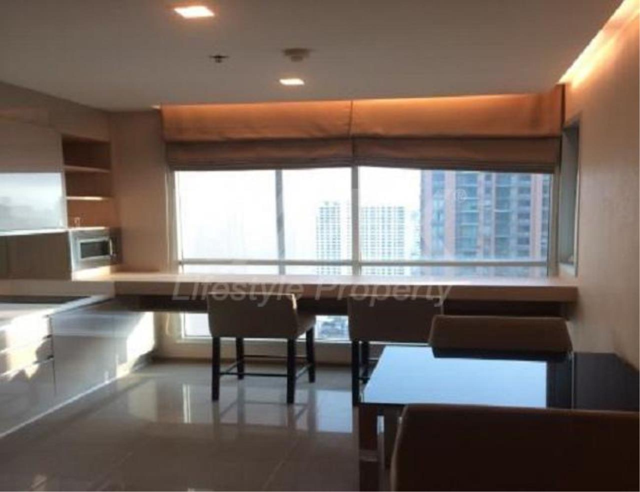 RE/MAX LifeStyle Property Agency's The Address Asoke 4
