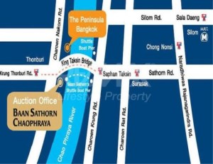 RE/MAX LifeStyle Property Agency's Baan Sathorn Chaophraya 9