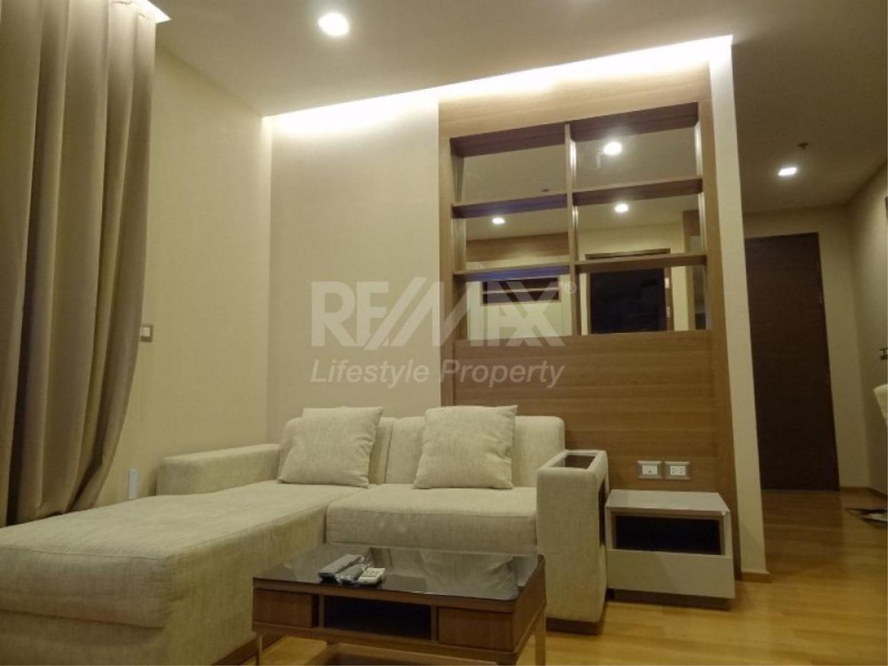 RE/MAX LifeStyle Property Agency's The Address Asoke 1